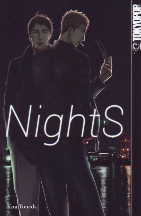 NightS - Das Cover