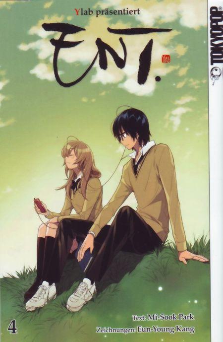 ENT. 4 - Das Cover