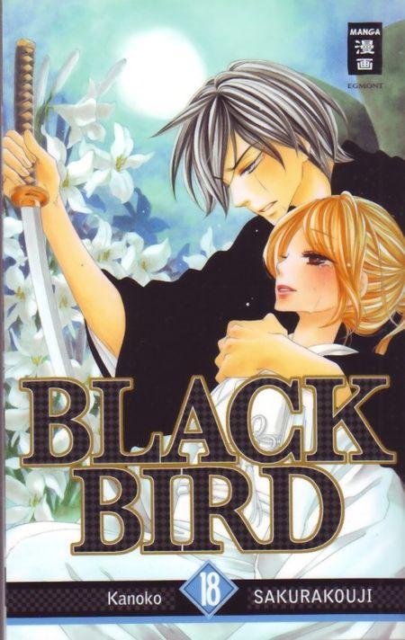 Black Bird 18 - Das Cover