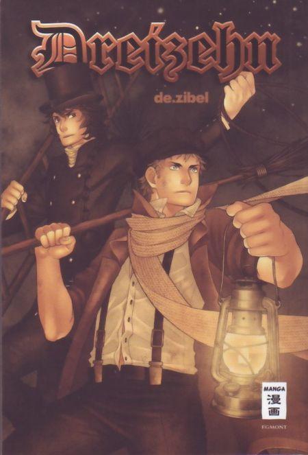 Dreizehn - Das Cover