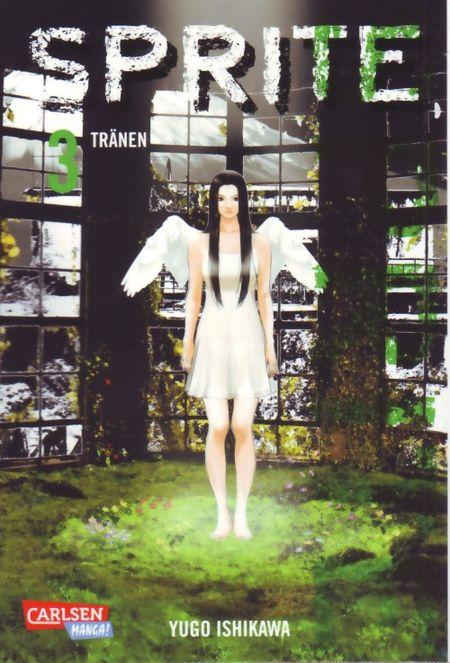 Sprite 3 - Das Cover