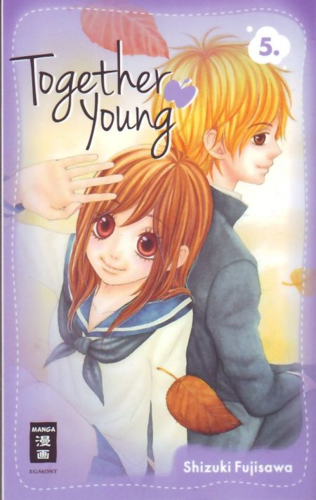 Together Young  5 - Das Cover