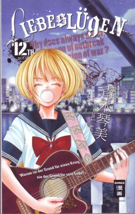 Liebeslügen 12 - Das Cover
