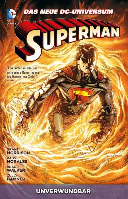 Superman: Unverwundbar 2 - Das Cover