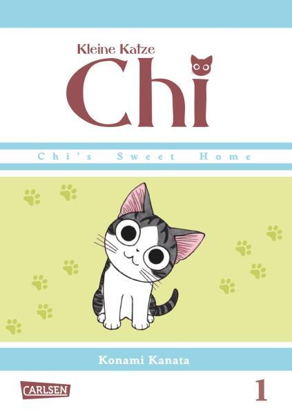 Kleine Katze Chi 1 - Das Cover