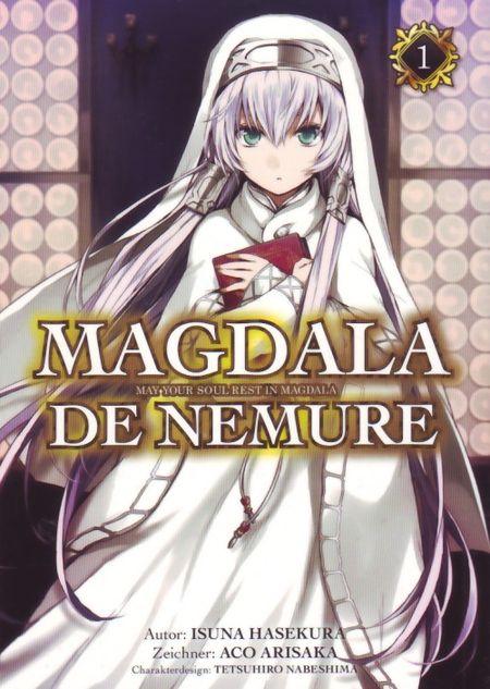 Magdala de Nemure 1 - Das Cover