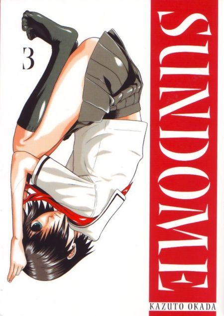 Sundome 3 - Das Cover