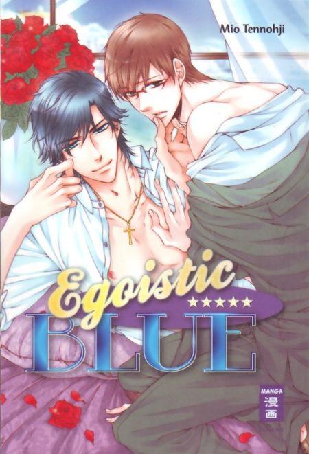 Egoistic Blue - Das Cover