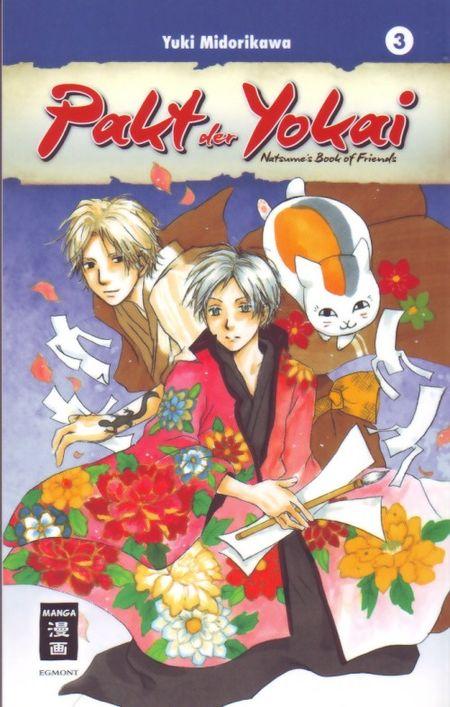 Pakt der Yokai 3 - Das Cover