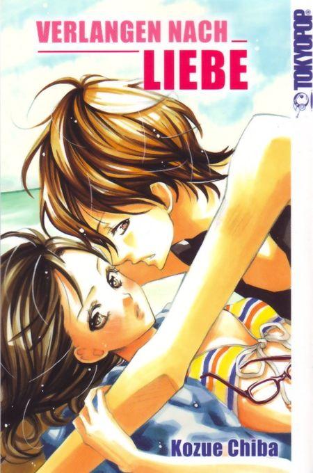 Verlangen nach Liebe - Das Cover