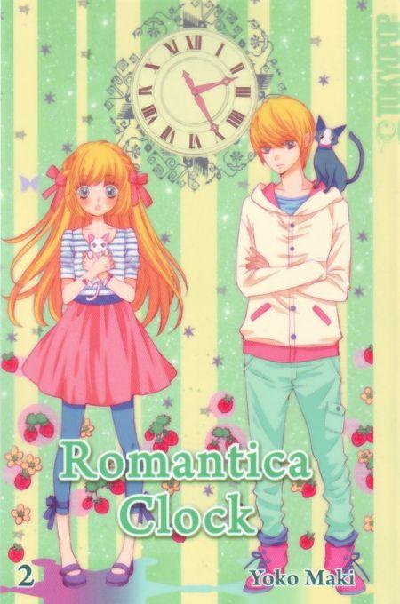 Romantica Clock 2 - Das Cover