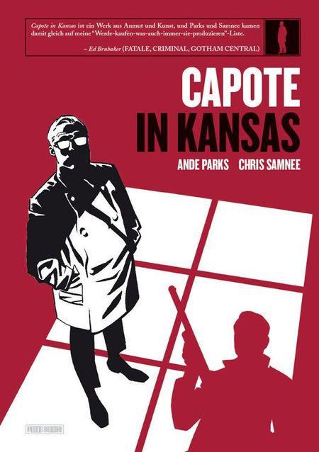 Capote in Kansas - Das Cover