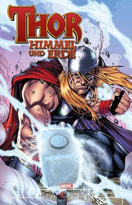 Marvel Exklusiv 107: Thor - Himmel und Erde - Das Cover