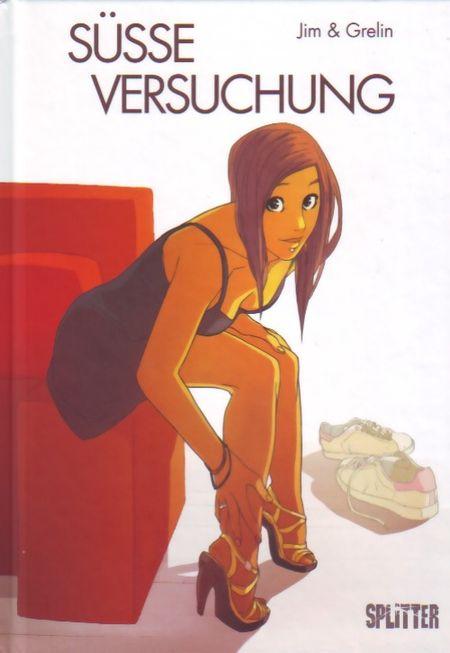Süsse Versuchung - Das Cover