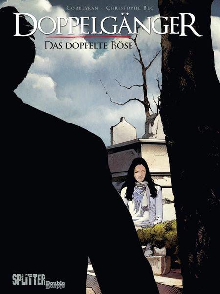 Doppelgänger - Das Cover