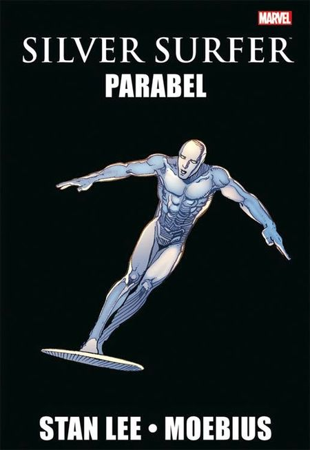 Silver Surfer: Parabel - Das Cover