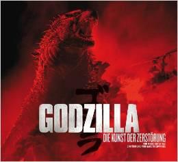Godzilla - Die Kunst der Zerstörung  - Das Cover
