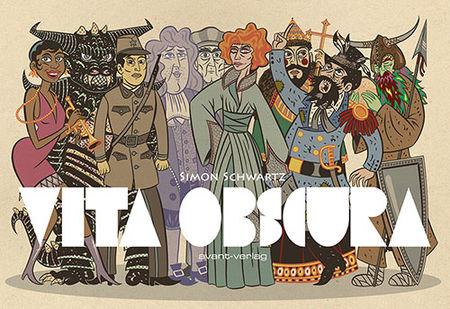 Vita Obscura - Das Cover