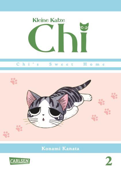 Kleine Katze Chi 2 - Das Cover