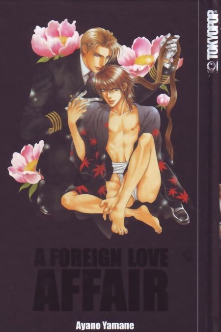 A Foreign Love Affair Perfect Edition - Das Cover
