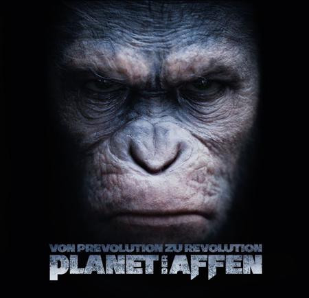 Planet der Affen - Artbook -Von Prevolution zu Revolution - Das Cover
