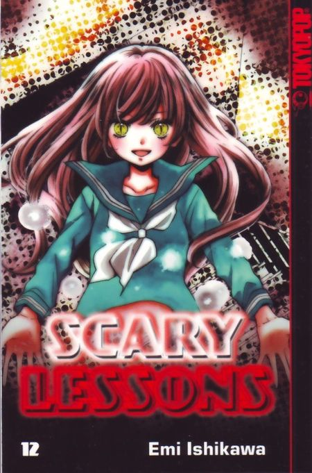 Scary Lessons 12 - Das Cover