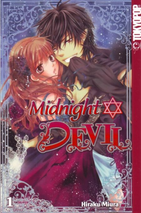 Midnight Devil 1 - Das Cover
