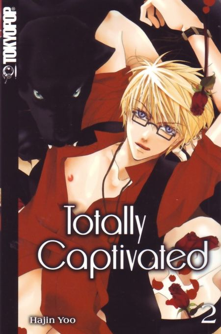 Totally Capitivated 2 - Das Cover