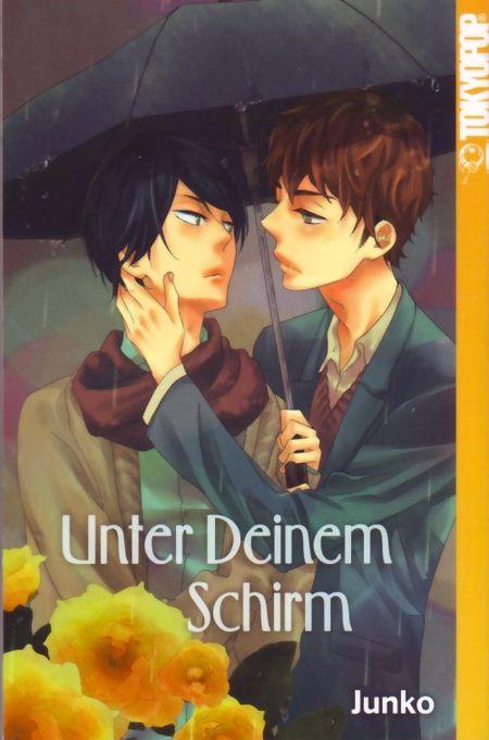 Unter deinem Schirm - Das Cover