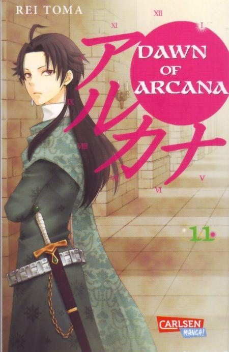 Dawn of Arcana 11 - Das Cover