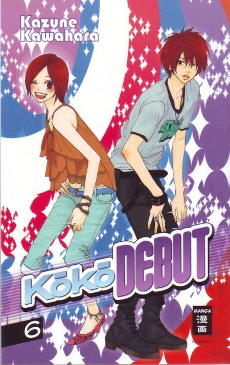 Koko DEBUT 6 - Das Cover