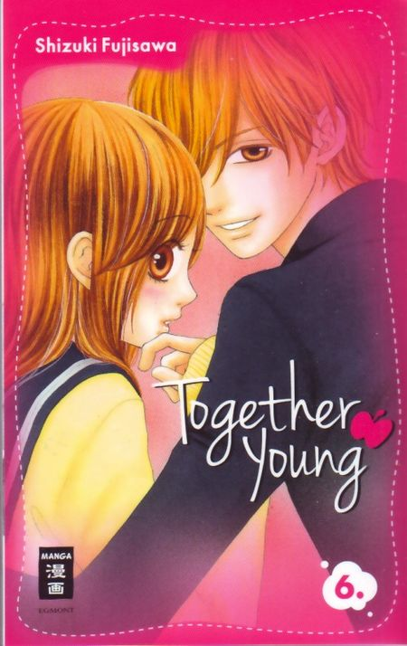 Together Young  6 - Das Cover