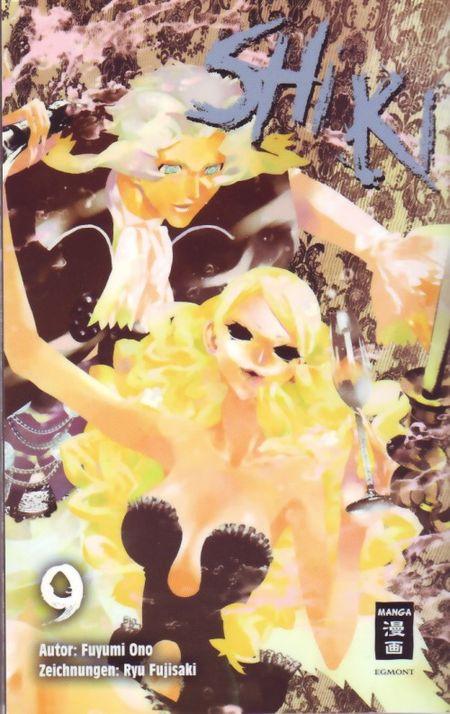Shi-Ki 9 - Das Cover