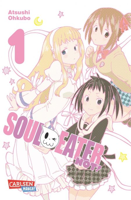 Soul Eater NOT! 1 - Das Cover