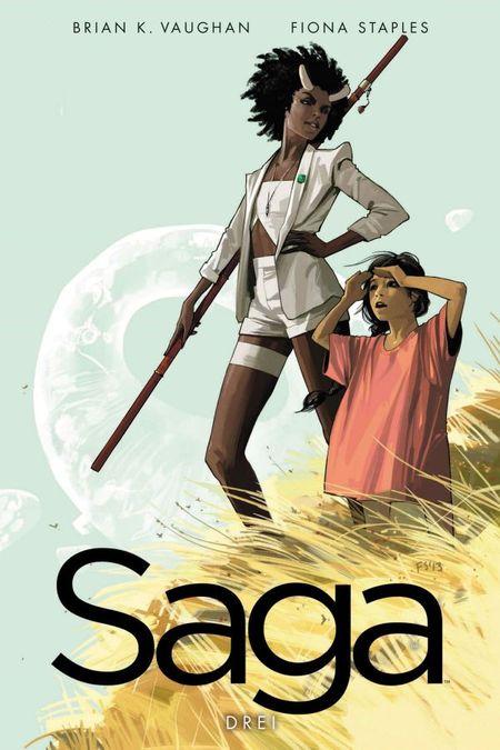 Saga 3 - Das Cover