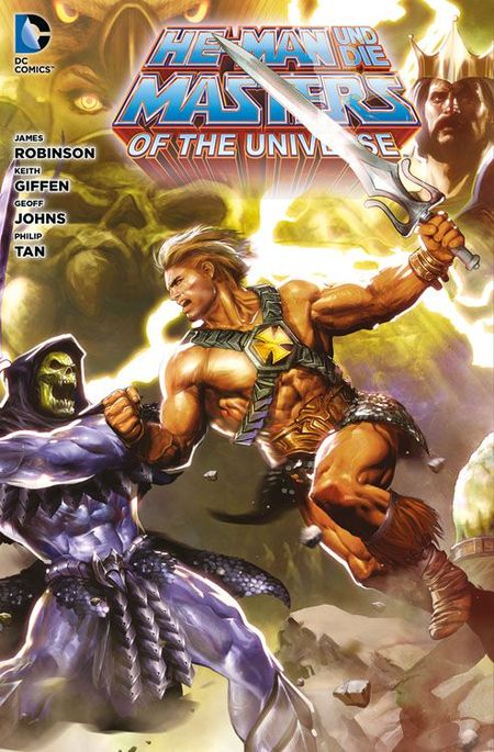 He-Man und die Masters of the universe 1 - Das Cover