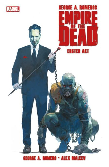 Empire of the Dead 1 - Das Cover
