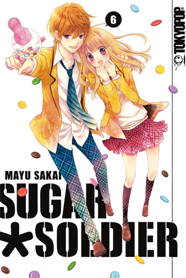 Sugar X Soldier 6 - Das Cover