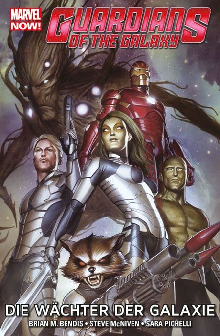 Guardians of the Galaxy Collection - Das Cover