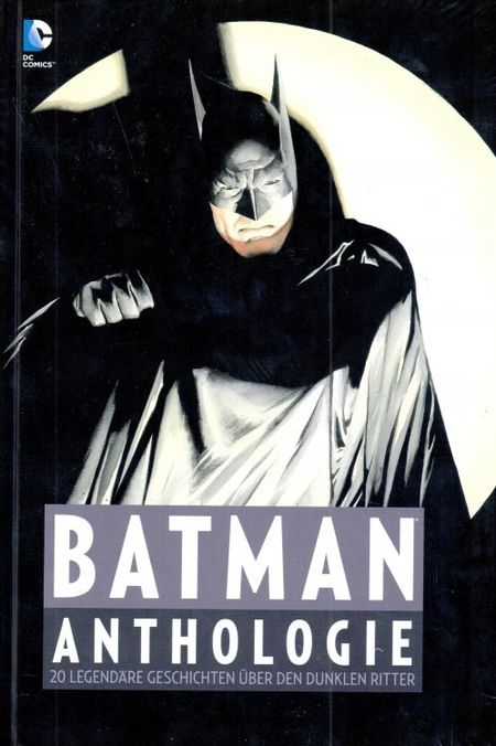 Batman Anthologie - Das Cover