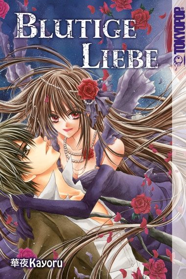 Blutige Liebe - Das Cover