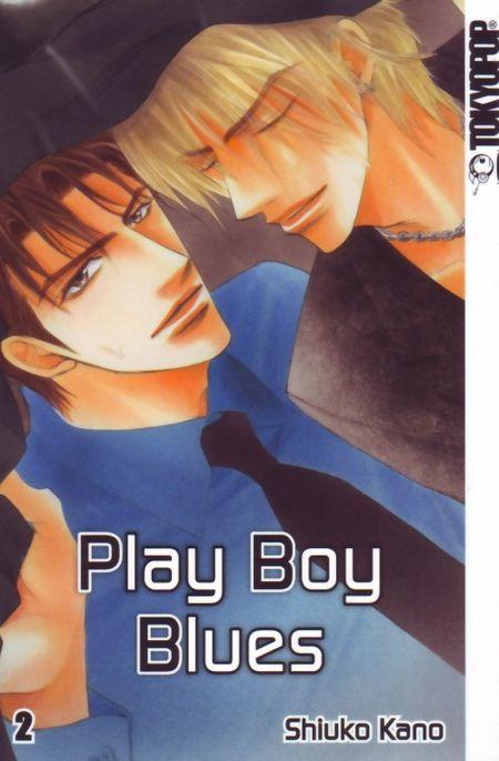 Play Boy Blues 2 - Das Cover