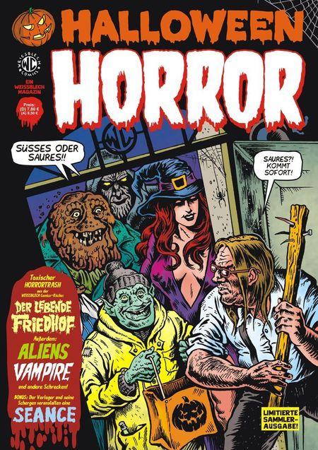 Halloween Horror - Das Cover
