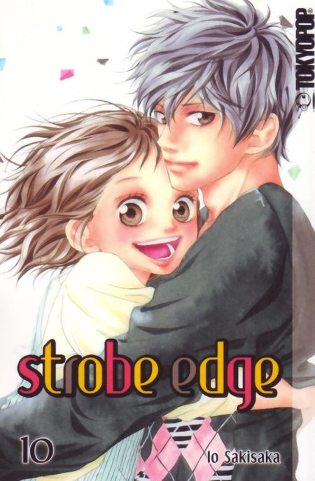 Strobe Edge 10 - Das Cover