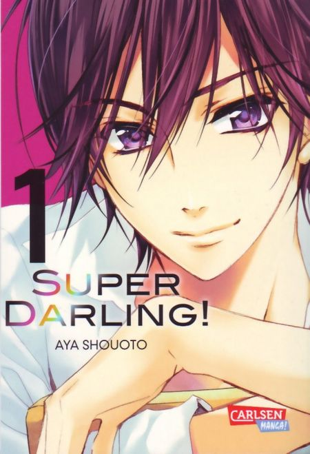 Super Darling 1 - Das Cover