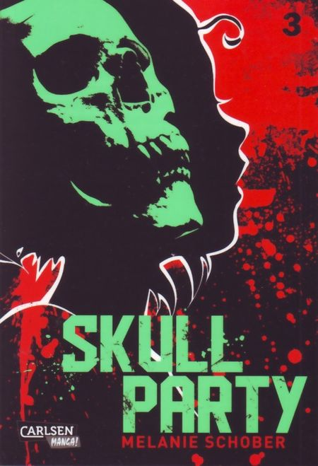 Skull Party 3 - Das Cover