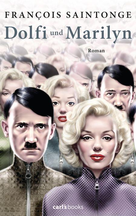 Dolfi und Marilyn - Das Cover