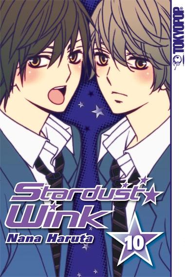 Stardust Wink 10 - Das Cover
