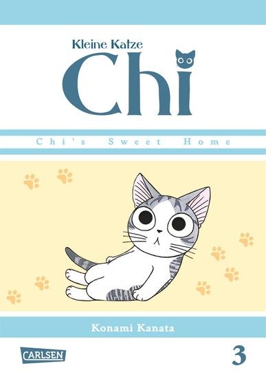 Kleine Katze Chi 3 - Das Cover