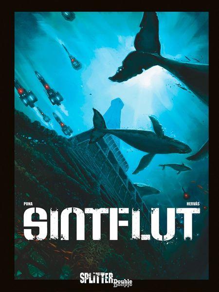 Sintflut - Das Cover